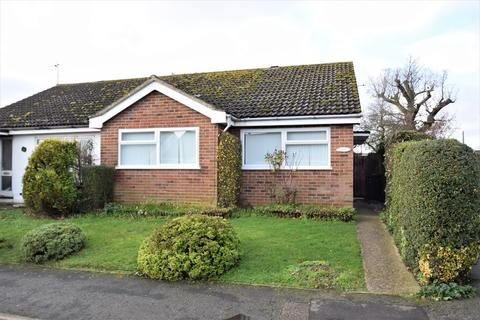 2 bedroom semi-detached bungalow for sale - Thirlmere Drive, Stowmarket, IP14