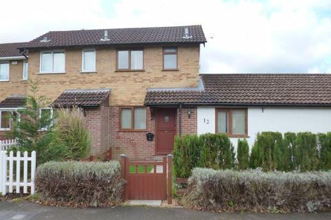 2 bedroom terraced house to rent - Woodglade Close, Marchwood