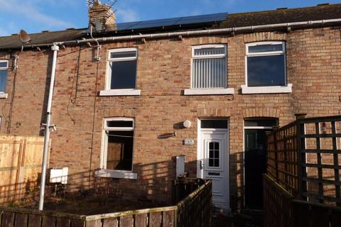 2 bedroom terraced house to rent - Sycamore Street, Ashington - Two Bedroom Terraced House