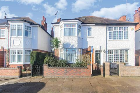 4 bedroom semi-detached house for sale - Meadhurst Road, Leicester