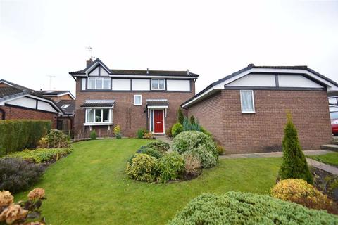 4 bedroom detached house for sale - Linnet Grove, Macclesfield