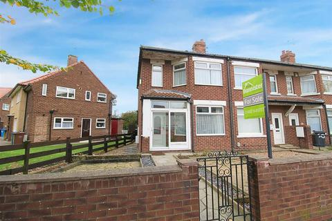 2 bedroom end of terrace house for sale - Boothferry Road,Hull