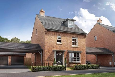 4 bedroom detached house for sale - Plot 2, Bayswater at Orchard Green @ Kingsbrook, Burcott Lane, Aylesbury, AYLESBURY HP22