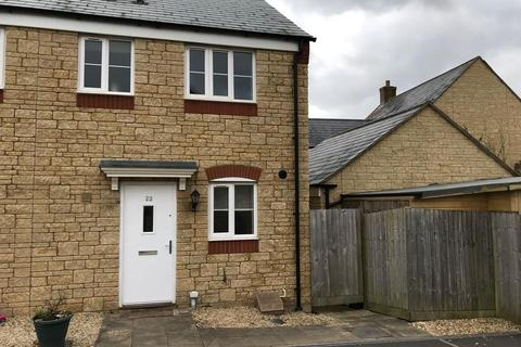2 bedroom semi-detached house to rent - Tanner Close, Radstock