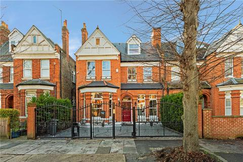 5 bedroom semi-detached house for sale - Dukes Avenue, Chiswick, London, W4