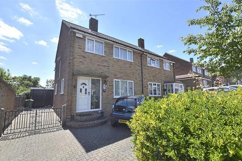 3 bedroom semi-detached house for sale - Knighton Road, Otford, SEVENOAKS, Kent, TN14 5LD