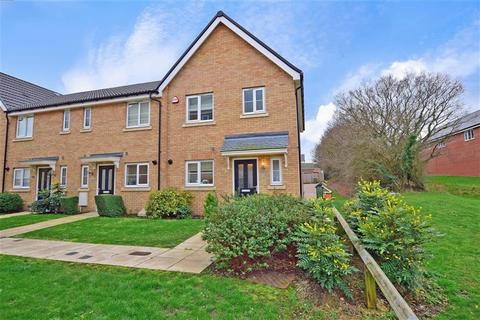 3 bedroom end of terrace house for sale - Warwick Crescent, Laindon, Basildon, Essex