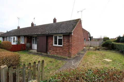 1 bedroom terraced bungalow for sale - Dove House Close, Fowlmere, Royston