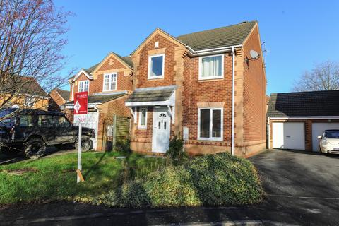 3 bedroom detached house for sale - Old House Road, Chesterfield