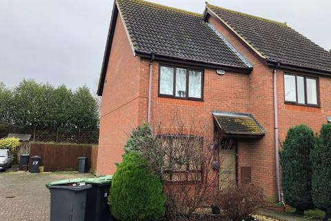 2 bedroom semi-detached house to rent - The Jays Sandy Bedfordshire