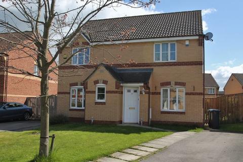 2 bedroom semi-detached house to rent - Farthingale Way, Hemlington