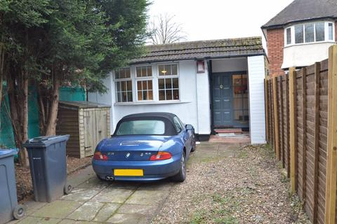 1 bedroom bungalow to rent - 124 Alcester Road South, Kings Heath, B14 6AA