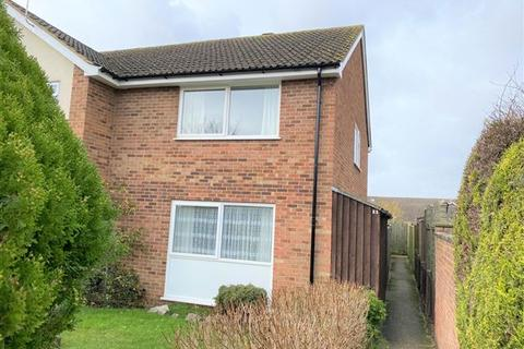 2 bedroom end of terrace house for sale - Roman Walk, Sompting, West Sussex, BN15 0DF