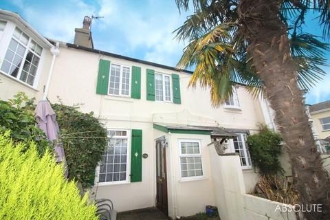 2 bedroom terraced house to rent - Babbacombe Downs Road, Torquay