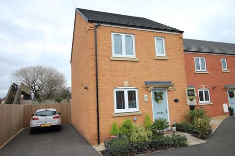 3 bedroom detached house for sale - Henry Robertson Drive, Gobowen, Oswestry
