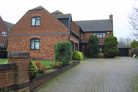 5 bedroom detached house for sale - Mill Lane, Wadborough