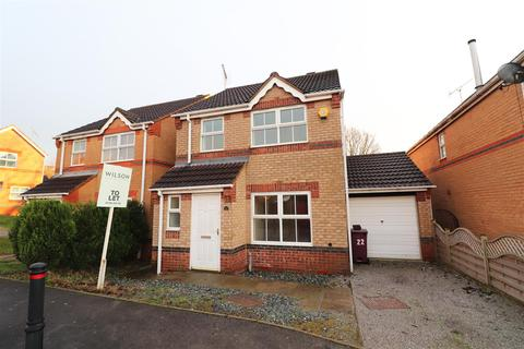 3 bedroom detached house to rent - Merlin Avenue, Chesterfield