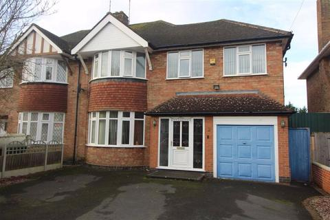 5 bedroom semi-detached house for sale - Springway Close, Evington