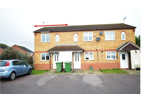 2 bedroom townhouse to rent - Dolver Close, Corby