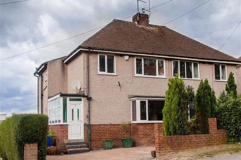 3 bedroom semi-detached house to rent - Hady Crescent, Hady, Chesterfield, S41