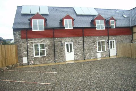 3 bedroom end of terrace house to rent - Barn Cottages, Llansilin, Powys