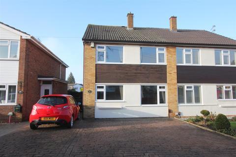 3 bedroom semi-detached house for sale - Darley Road, Burbage