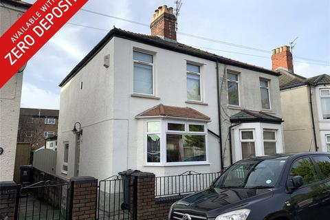 2 bedroom semi-detached house to rent - Lewis Street, Canton, Cardiff, CF11
