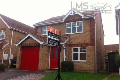 3 bedroom detached house to rent - Fairoak Close, Winsford