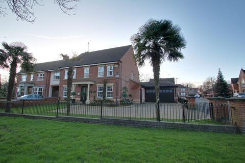 4 bedroom link detached house for sale - Chestnut Drive, Oadby