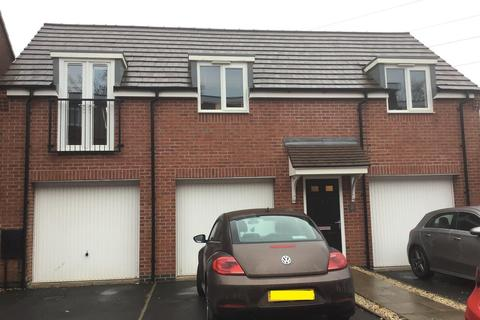 2 bedroom coach house for sale - Langley Way, Hawksyard, Rugeley