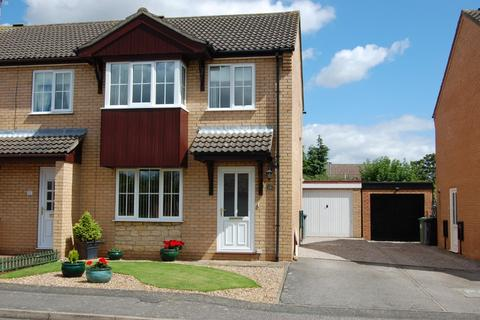3 bedroom semi-detached house to rent - Covill Close, Great Gonerby, Grantham, Grantham, NG31 8PP