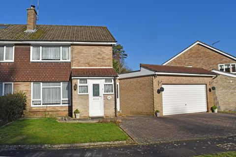 3 bedroom semi-detached house for sale - Woodlands Close, Sarisbury Green SO31