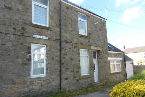 4 bedroom end of terrace house for sale - Manor Road, Medomsley DH8