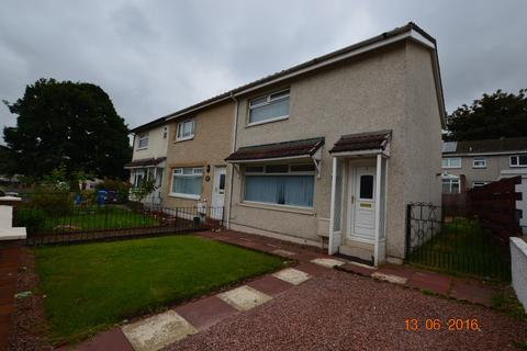 2 bedroom terraced house to rent - Naismith Street, Carmyle, Glasgow, G32