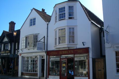 2 bedroom apartment to rent - St Thomas Street, Lymington SO41