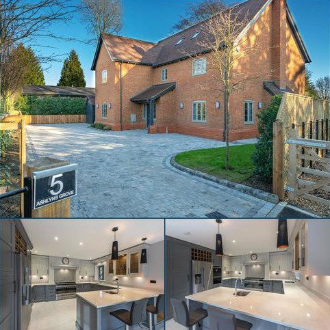 6 bedroom detached house for sale - Ashlyns Grove, Chesham Road, Berkhamsted, Hertfordshire, HP4
