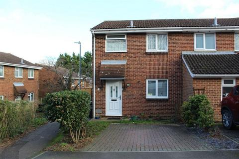 3 bedroom semi-detached house for sale - Valley Rise, WALDERSLADE WOODS, CHATHAM, Kent