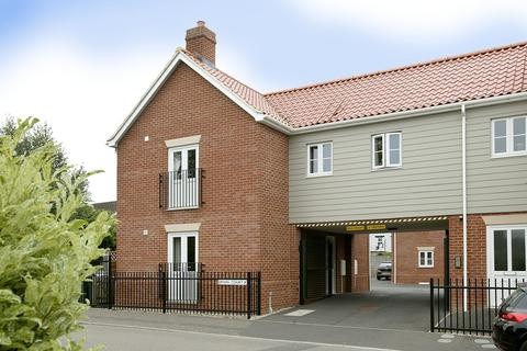 2 bedroom ground floor flat for sale - Erwin Court, Dereham