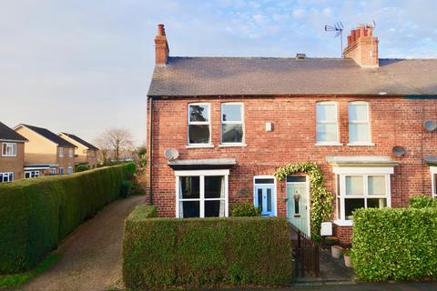 3 bedroom end of terrace house for sale - Barmby Road, Pocklington