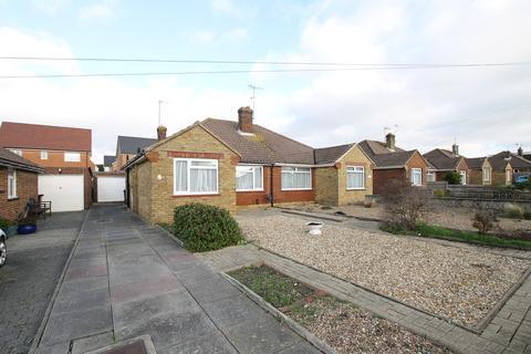 2 bedroom semi-detached bungalow to rent - Crown Road, Shoreham-by-Sea, BN43 6GD