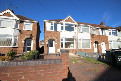 3 bedroom end of terrace house to rent - Glover Street, Coventry