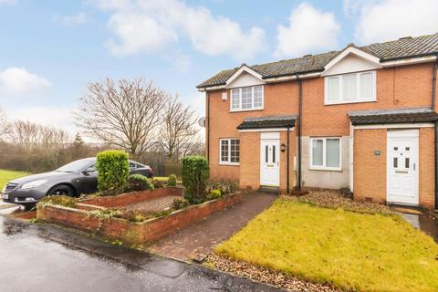 1 bedroom end of terrace house for sale - 9 Foulden Place, Dunfermline, KY12 7QT