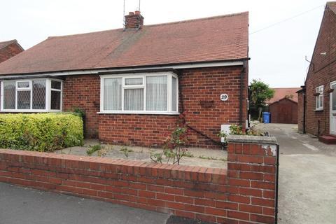 2 bedroom semi-detached bungalow to rent - Bempton Crescent, Bridlington