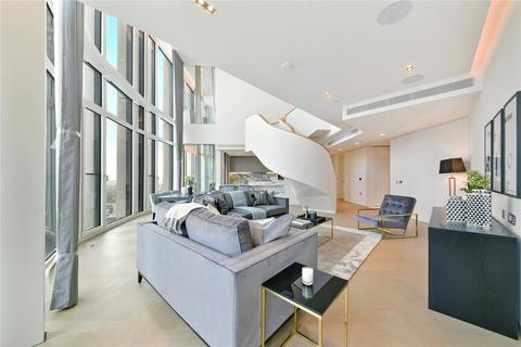 3 bedroom penthouse to rent - South Bank Tower, 55 Upper Ground, Southbank, London, SE1