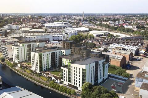 1 bedroom flat for sale - Richard Hawthorn House, Canary Quay, Carrow Road, Norwich, NR1