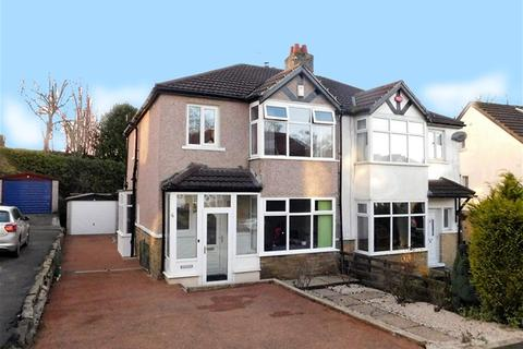 3 bedroom semi-detached house for sale - Branksome Drive, Nab Wood, Shipley