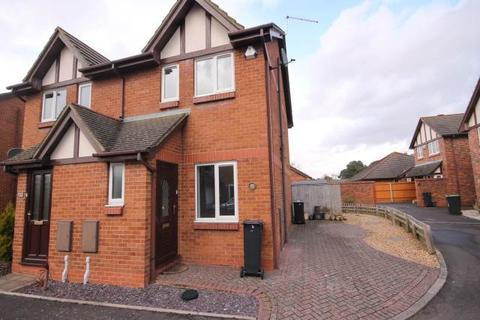 2 bedroom semi-detached house to rent - Endfield Road , Christchurch , Dorset