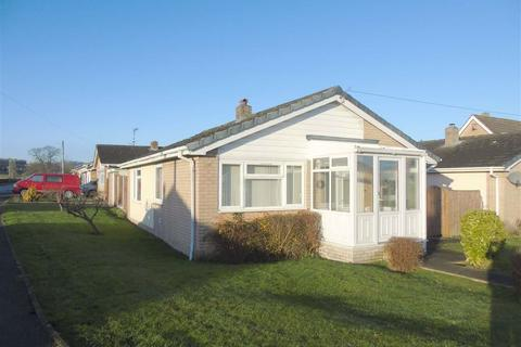 2 bedroom bungalow for sale - 1, Rhallt Drive, Guilsfield, Welshpool, Powys, SY21