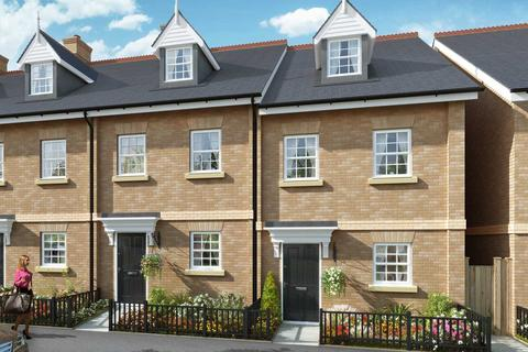 Linden Homes - Locksley Place - Tottenham, London N17