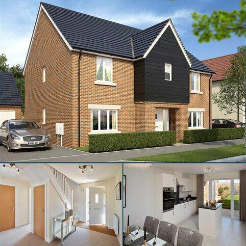 5 bedroom detached house for sale - Plot 86, The Cheltenham at Cleeve View, Vale Road Bishop's Cleeve Gloucester GL52